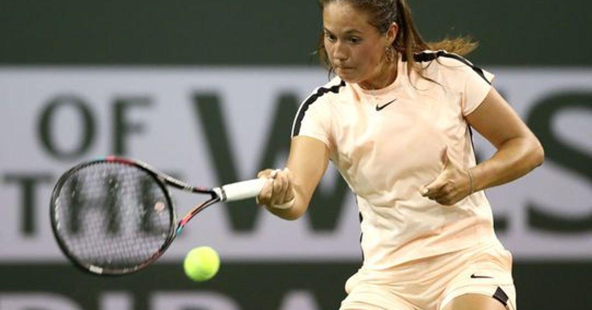 indian wells tennis 2018 highlights