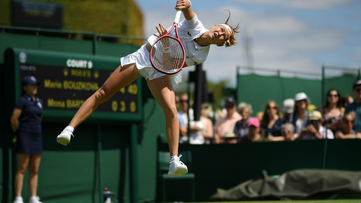 Anyone For Tennis The Best Pictures As Wimbledon 2019 Gets Underway