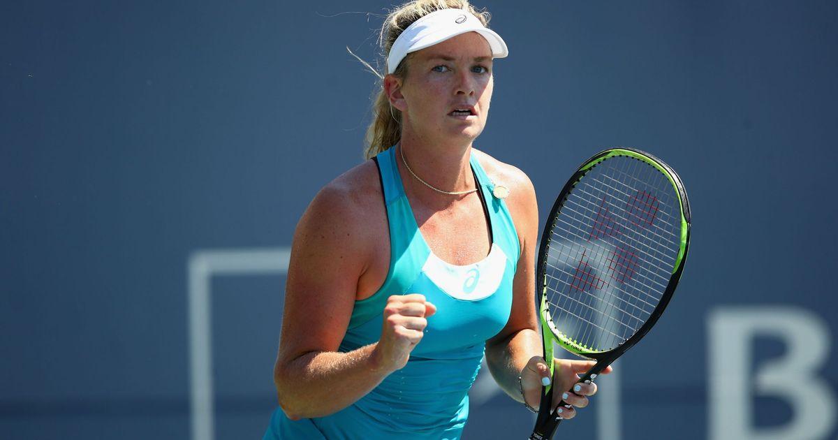 Ranking movers: Vandeweghe, Keys reach Top 20, Sharapova inside Top 150