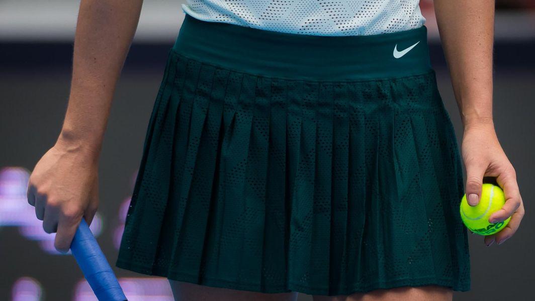 Atomic Pink Premier Maria Tennis Dress Vote: October fashion favorites flourish in the fall