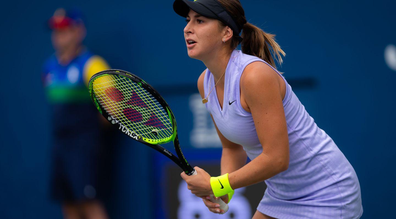 Belinda Bencic, 2019 US Open (Jimmie48/WTA)