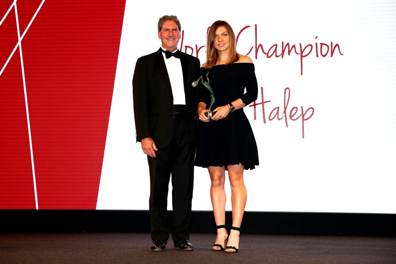 Halep, Siniakova and Krejcikova crowned ITF World Champions