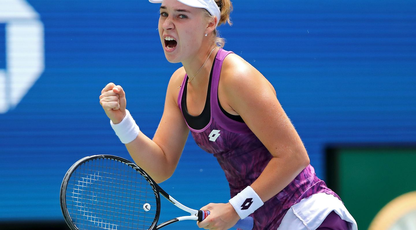 elegant shoes fast delivery shopping Blinkova bolts past Brady into New Haven 125K semifinals