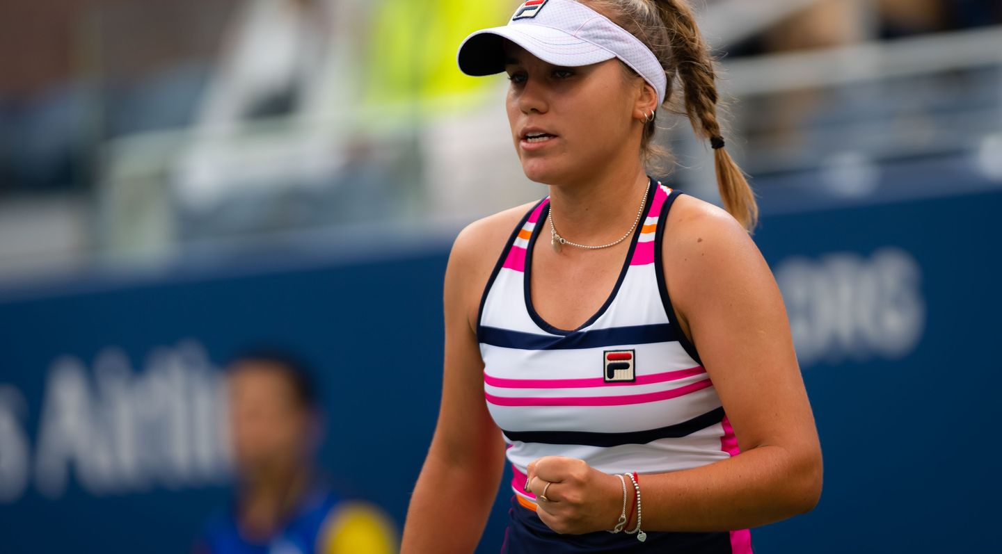Manhattan Is Like Home Kenin Feels Crowd Support Adjusts To Rising Profile At 2019 Us Open