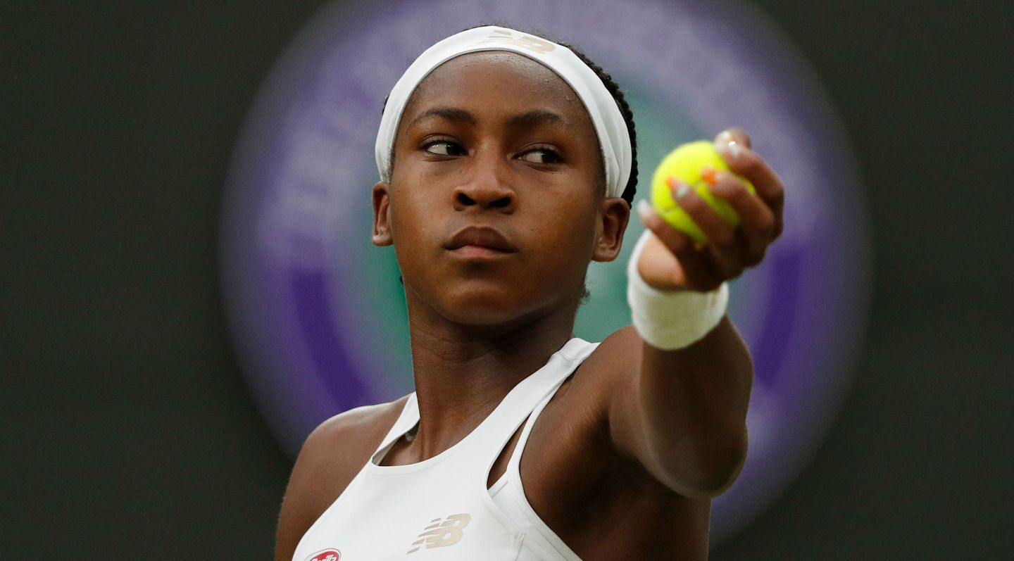 Image result for coco gauff