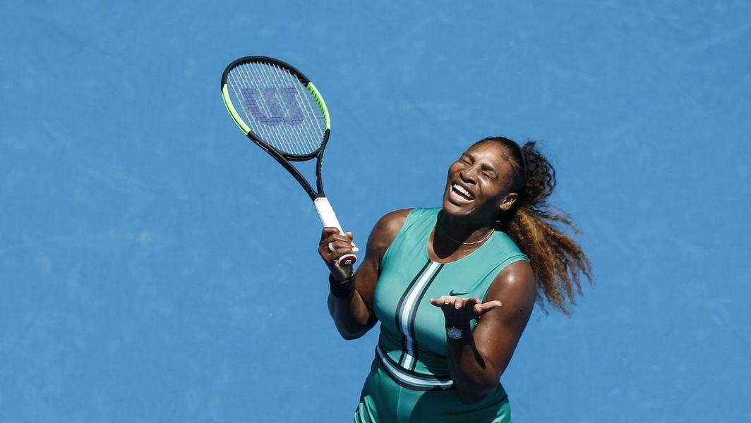 Serena Williams 2019 Australian Open Getty