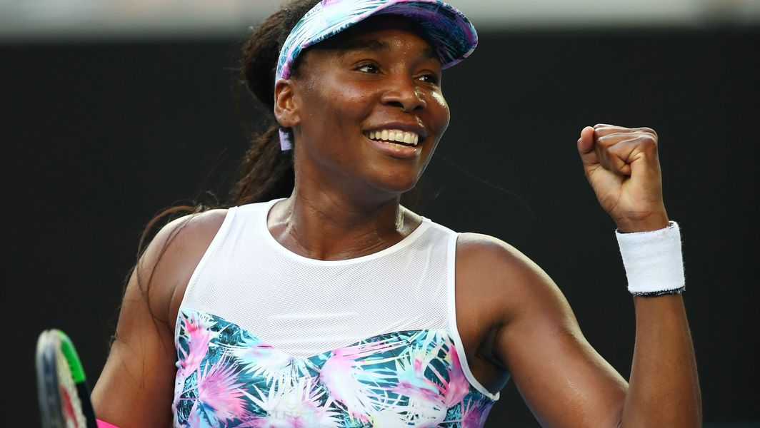 Venus Williams 2019 US Open Getty