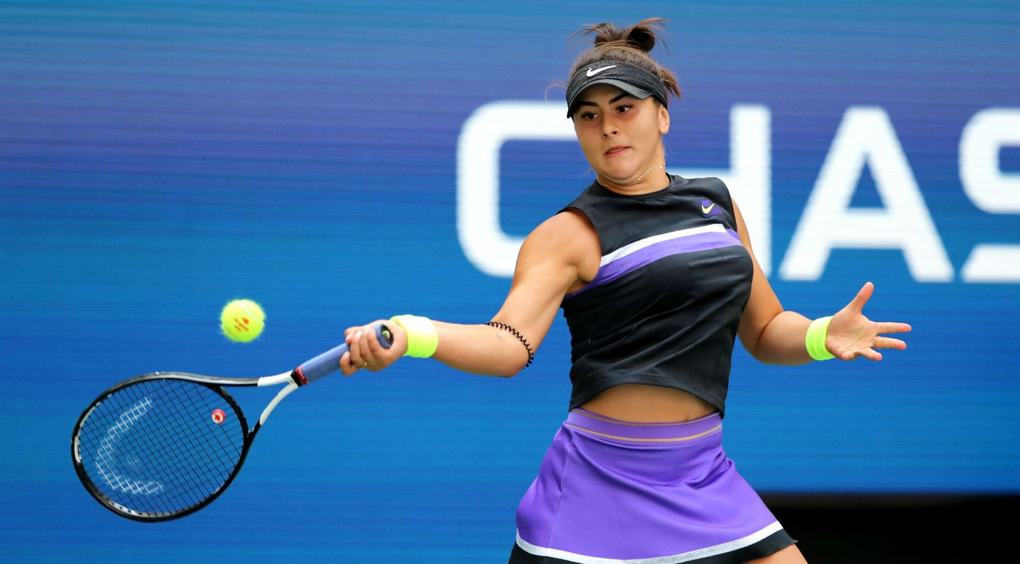 2019 WTA Newcomer of the Year: Bianca Andreescu