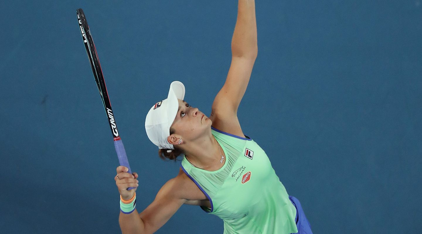 Barty Scraps Past Tsurenko To Open Australian Open Campaign