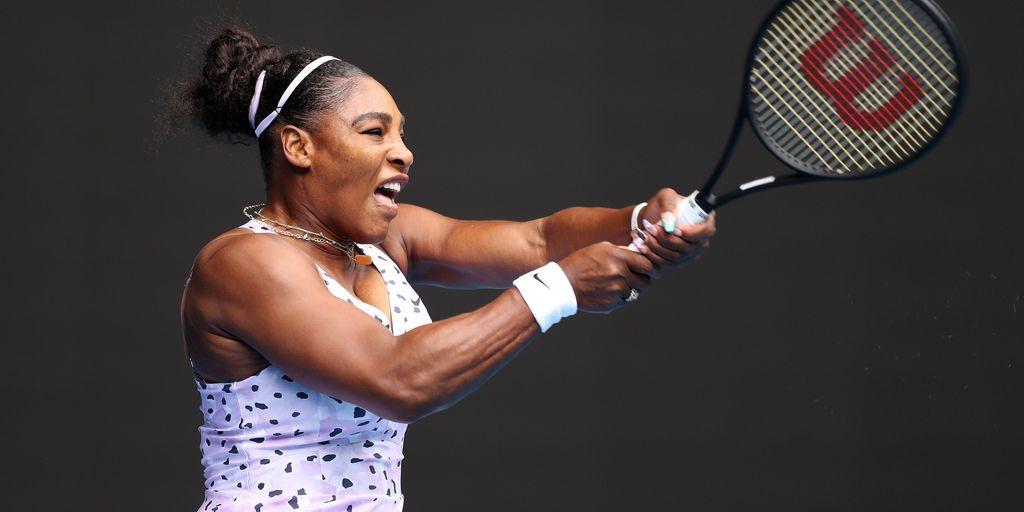 Serena slides past Potapova to start Australian Open campaign