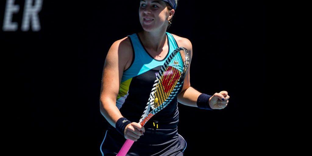 2020 Australian Open Highlights: Pavlyuchenkova powers to Pliskova stunner