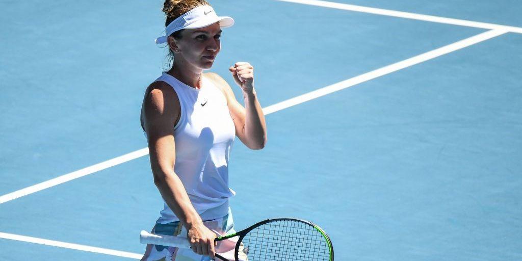 2020 Australian Open Highlights: Halep thwarts Putintseva