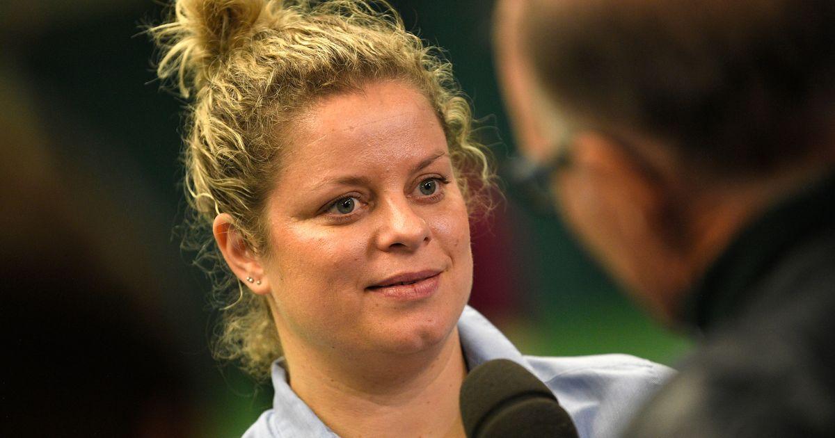 Clijsters to face Bertens in WTA Tour comeback in Dubai