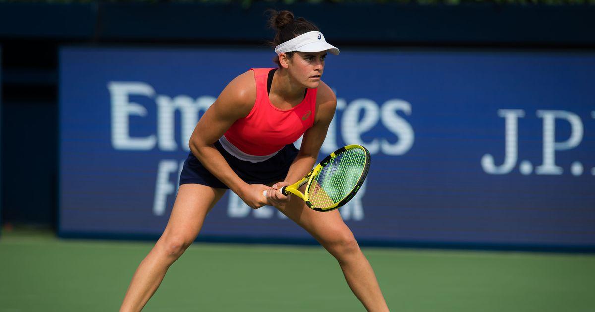 Brady vanquishes Vondrousova to make Dubai quarterfinals