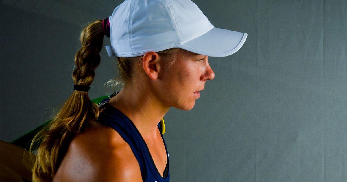 Johanna Larsson announces retirement from tennis
