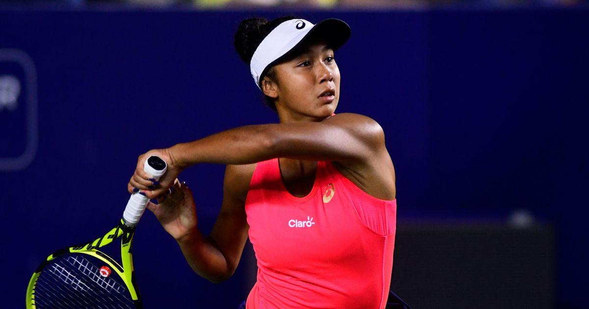 Rising teens Fernandez, McNally headline Indian Wells wildcards