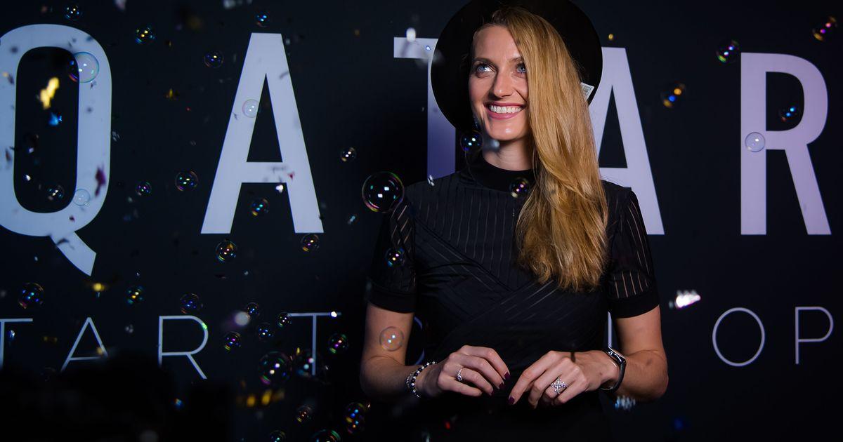 Kvitova talks tennis, favorites more in Instagram fan Q&A