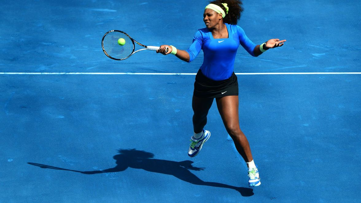 Madrid Memories 2012: Serena's brilliance in blue