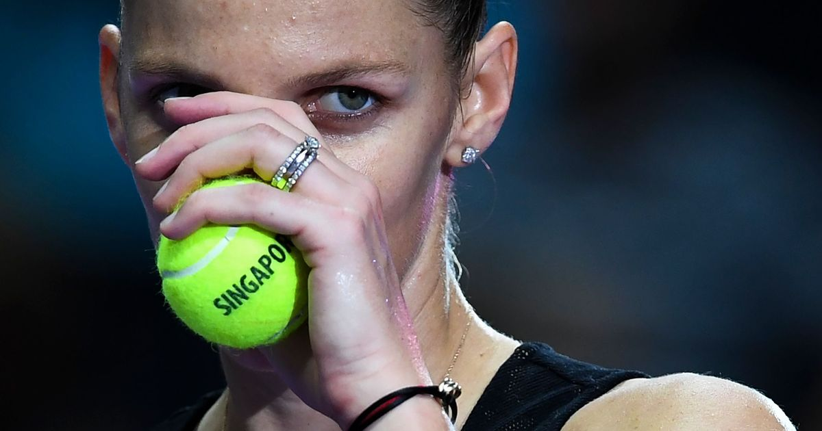 'I get nervous, scared' – Pliskova rejects Ice Queen tag