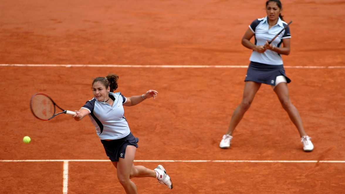 Ruano Pascual and Suarez notched their fourth Roland Garros title in 2005. From 2001 through 2005, the legendary pairing had an astounding 29-1 win-loss record at Roland Garros.