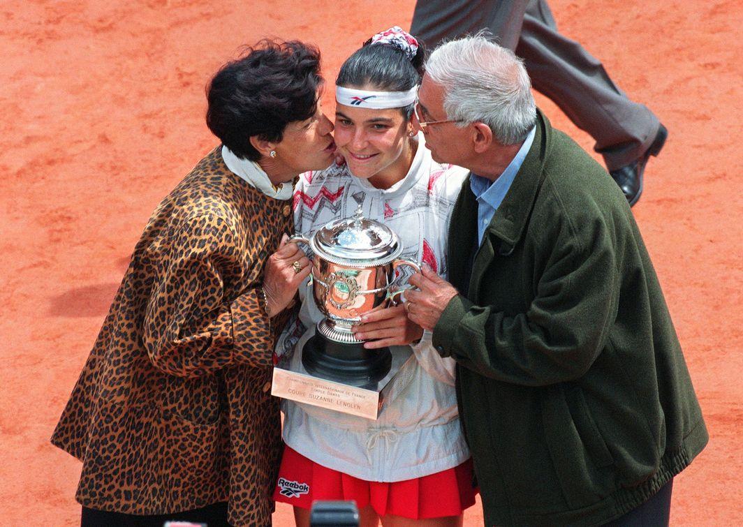 Sanchez Vicario Roland Garros 1994
