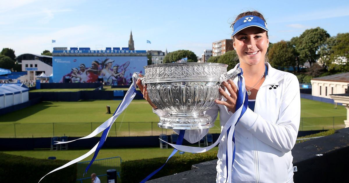Eastbourne rewind: Bencic hits the big time with Radwanska victory