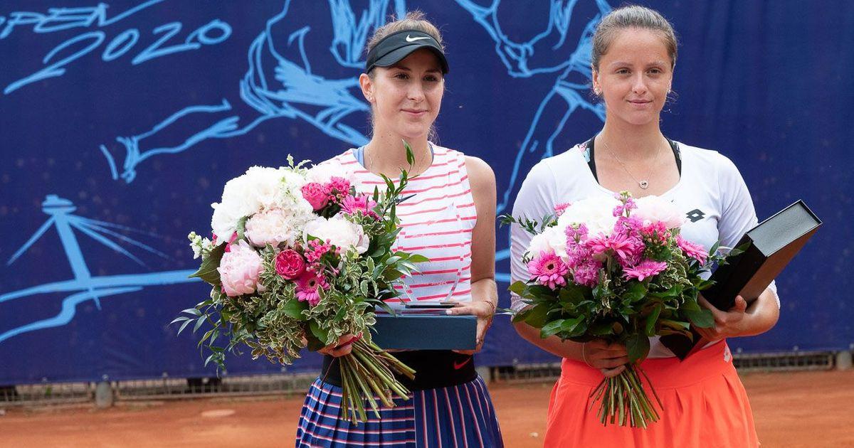Bencic bests Kuzmova to win Bratislava exhibition