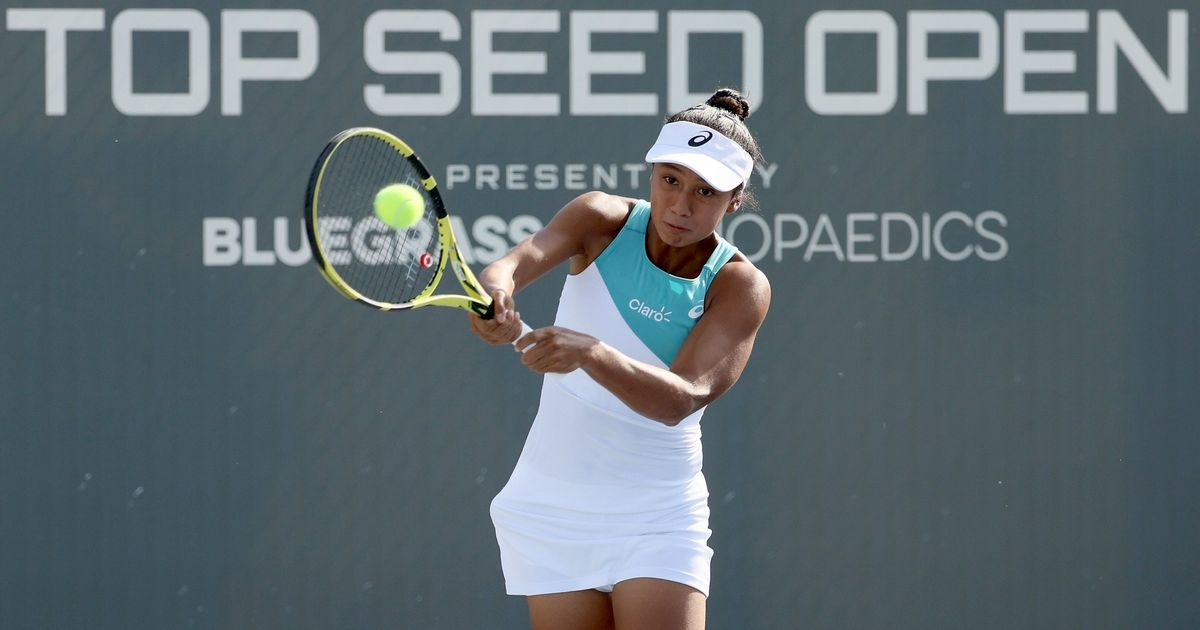 Fernandez repeats Stephens upset in Lexington first round