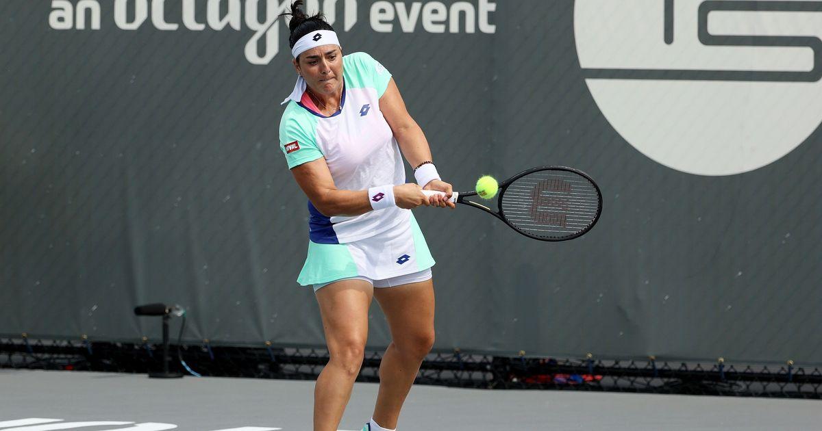 Jabeur outlasts Govortsova to reach Lexington quarters