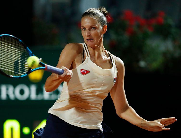 Karolina Pliskova - 2020 Rome