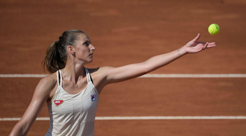 Pliskova Serves Up Second Straight Rome Final Halep Rematch