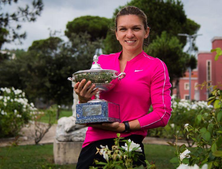 Simona Halep 2020 Rome