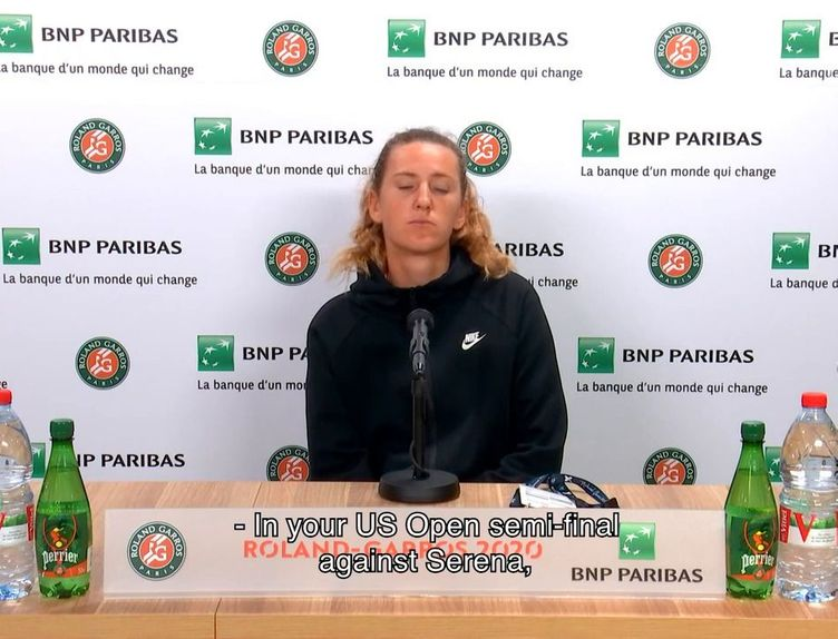 """""""I felt like nothing was working"""": Azarenka on her second round loss in Roland Garros"""