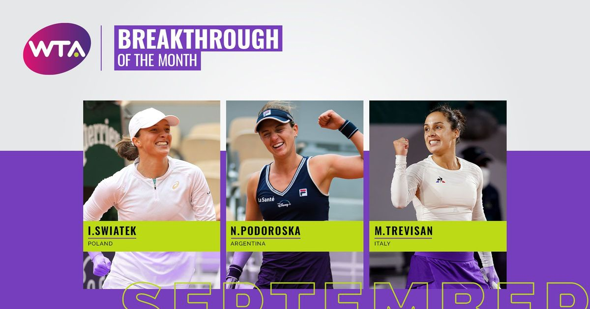 Vote: September 2020 Breakthrough of the Month