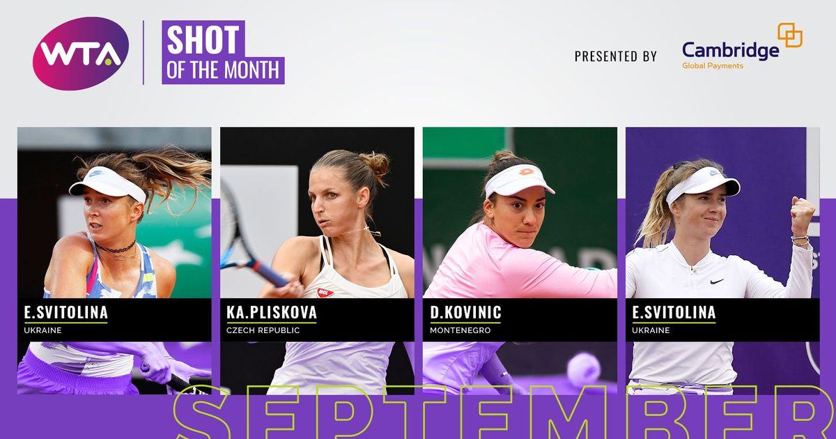 Vote: September 2020 Shot of the Month
