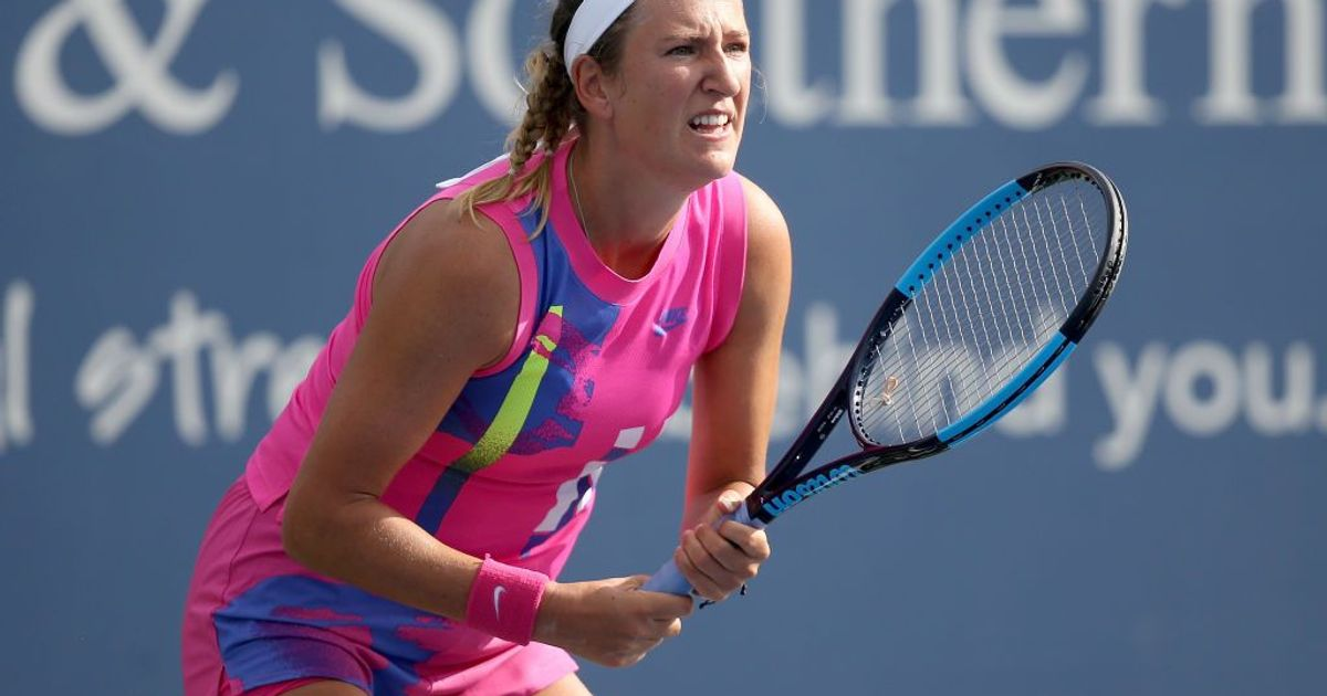 'That's when I won the bet!' - Azarenka on Western Southern SF win