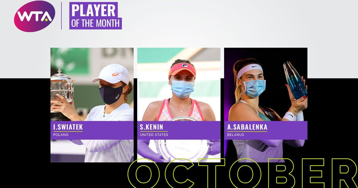 Vote: October 2020 Player of the Month