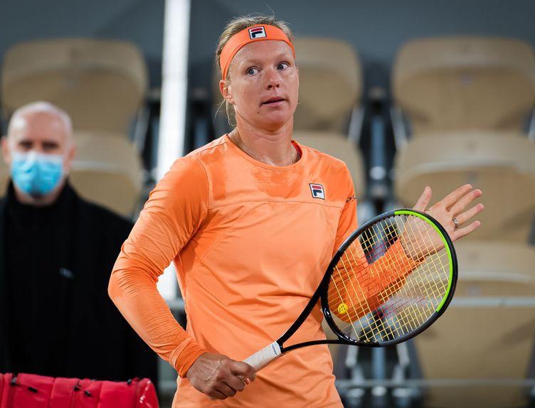 Kiki Bertens - 2020 Roland Garros