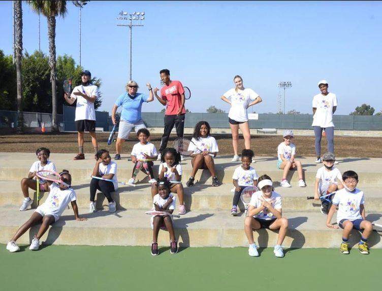First Break Academy - WTA Charities