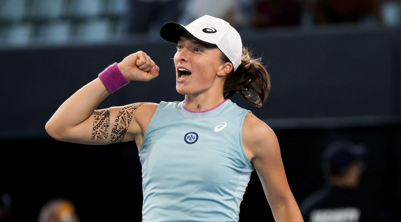 La polaca Iga Swiateklevanta su segundo título de su carrera tras derrotar en la final a Belinda Bencic por un doble 6-2 y sin ceder u set en todo el torneo.