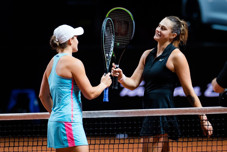 Ashleigh Barty remonta en la final a Sabalenka y se lleva un nuevo título, esta vez en Alemania.