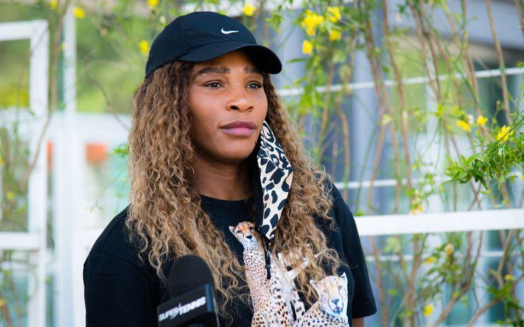 Serena Williams, Rome 2021