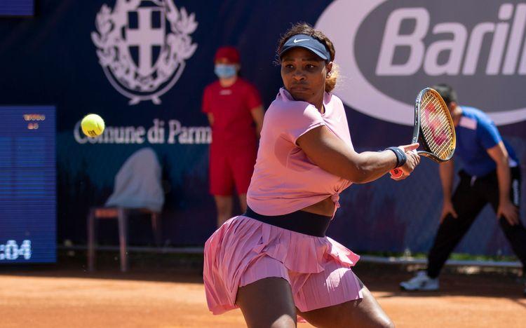 Serena Williams, Parma 2021