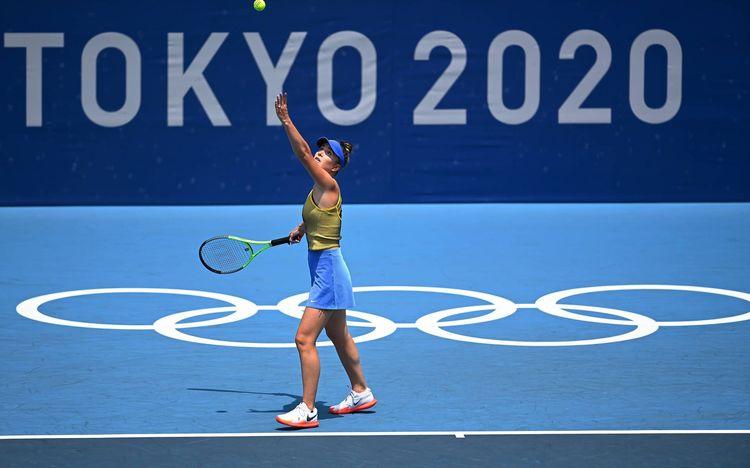 Svitolina - 2021 Olympics QF