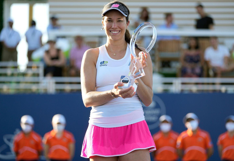 Segundo título del año para la norteamericana Danielle Collins tras derrotar en la final a la rusa Daria Kasatkina.