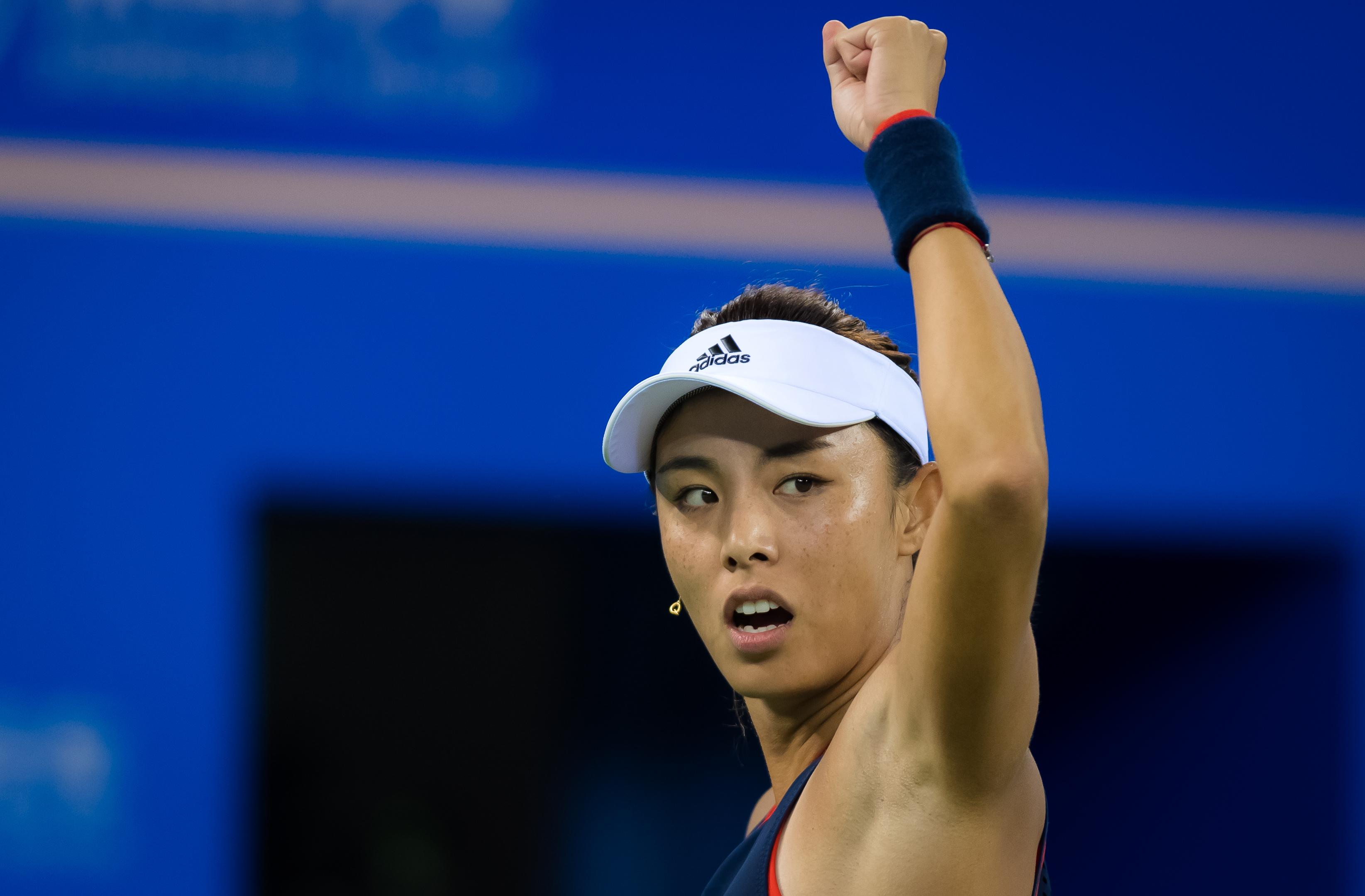 wang tennis - photo #32