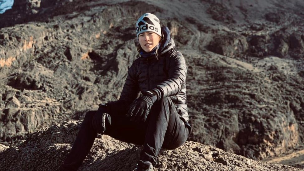 Muguruza summits Mount Kilimanjaro, the highest peak in Africa: 'We felt alive!'