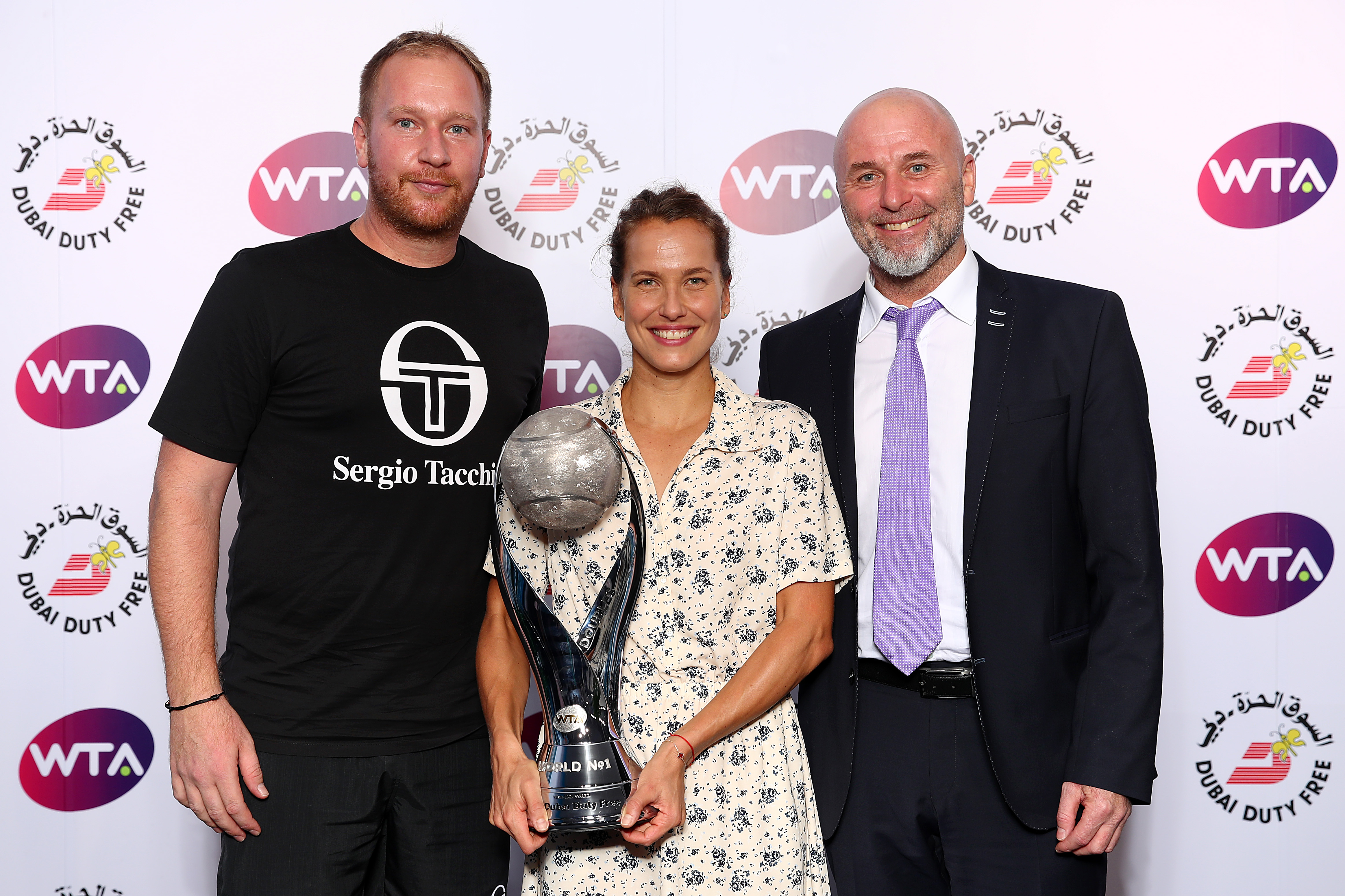 Barbora Strycova splits with David Kotyza, ponders retirement plans