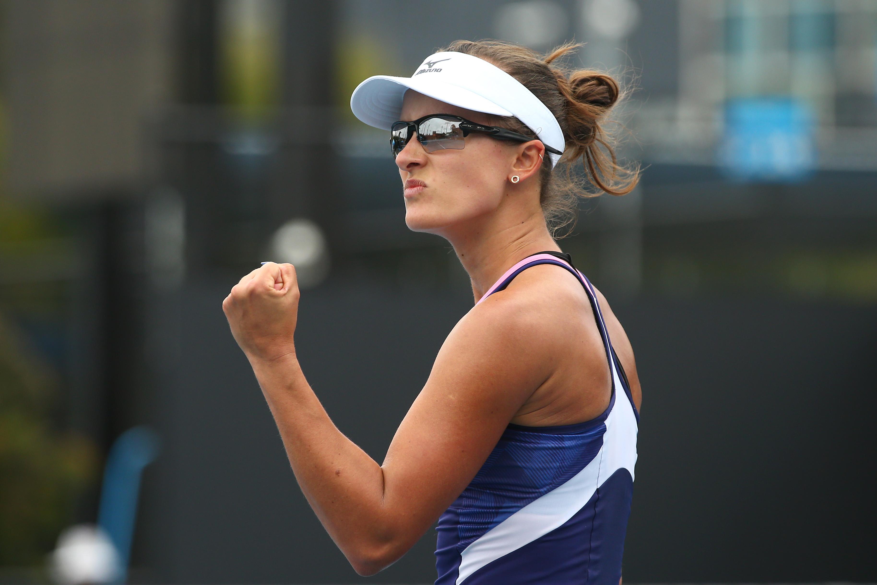 Rodionova clinches Australian Open wildcard with Sanders win