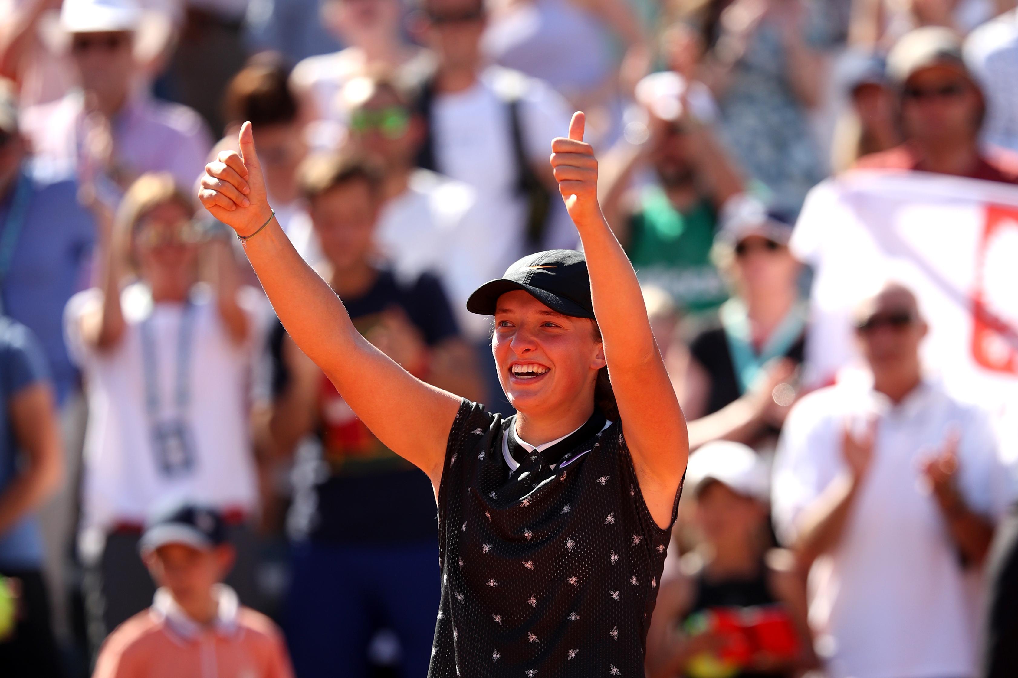 WTA Scouting Report: Iga Swiatek takes her shot at the top